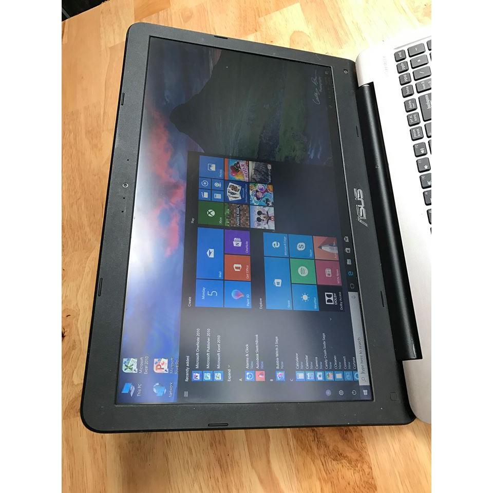 laptop asus F556U, i5 6200u , 4G, 500G, 15,6in Full HD, giá rẻ