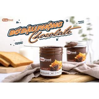 [ BƠ LẠC CHOCOLATE - BƠ ĐẬU PHỘNG CHOCOLATE - CHOCOLATE PEANUT ] Bơ ăn kèm bánh mì. thumbnail