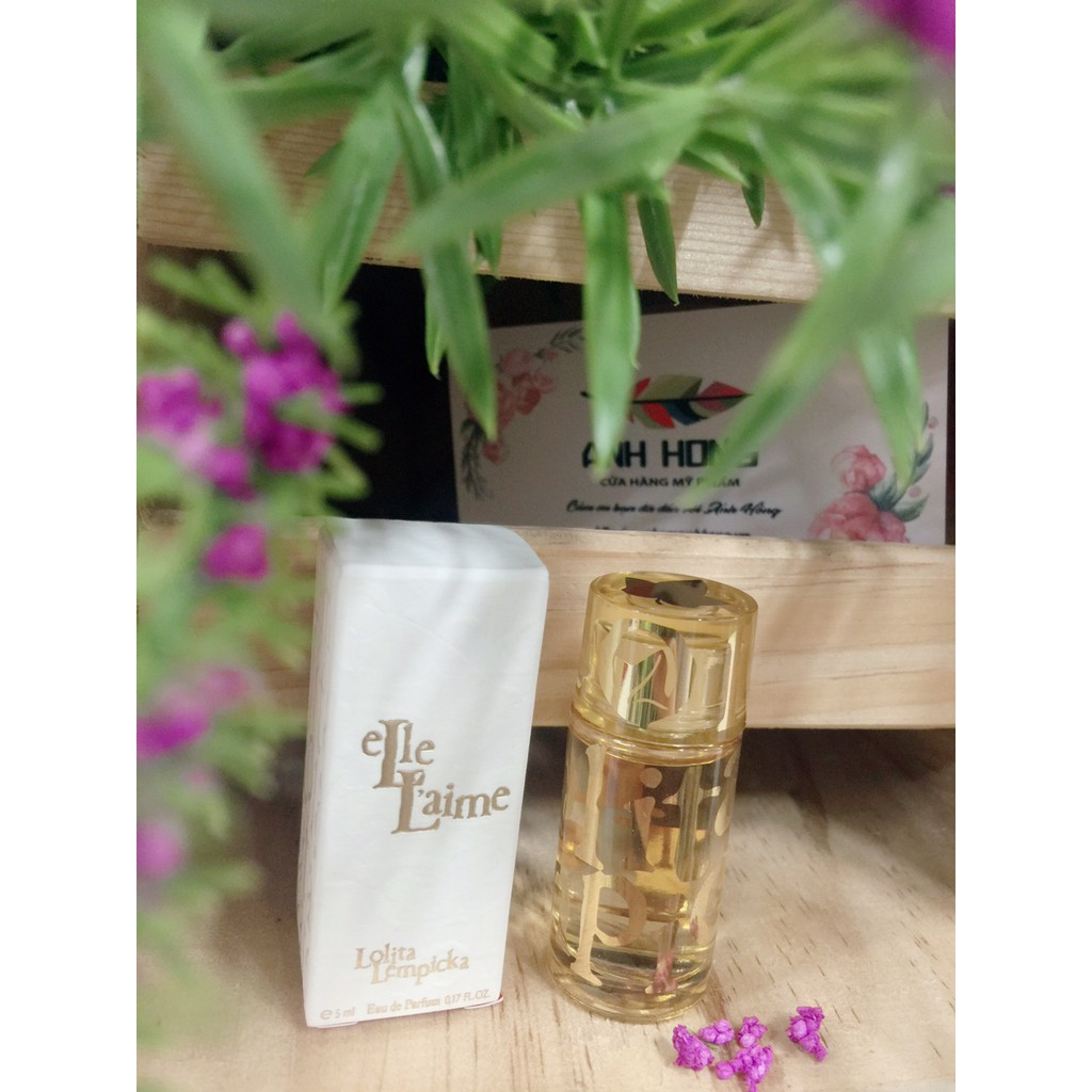 Nước Hoa Lolita Lempicka Elielaime EDP 5ml