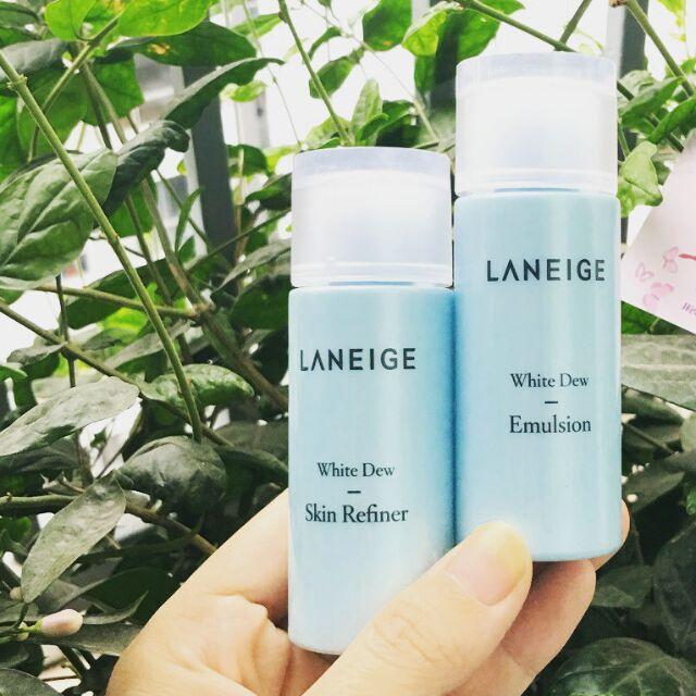 Emulsion Laneige white dew 50ml dưỡng trắng - 3371668 , 1013082141 , 322_1013082141 , 97000 , Emulsion-Laneige-white-dew-50ml-duong-trang-322_1013082141 , shopee.vn , Emulsion Laneige white dew 50ml dưỡng trắng
