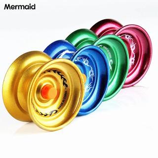 Mermaid String Trick High Speed Yo-Yo Ball Popular Mechanism Toy Funny