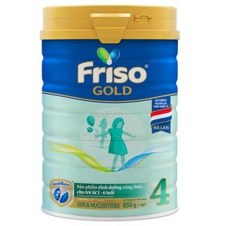 Sữa bột Friso Gold 4 900g thumbnail