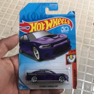 Hot wheels '15 Dodge Charger SRT