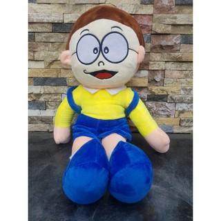 [Ảnh thật] Gấu bông Nobita cao 50cm hàng VNXK
