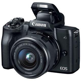 Máy ảnh canon M50 kèm kít 15-45mm stm