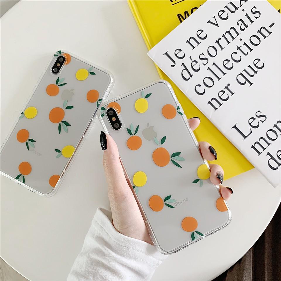 ốp lưng mềm xinh xắn cho iphone xs max xr i8 i7 i6 i6sp