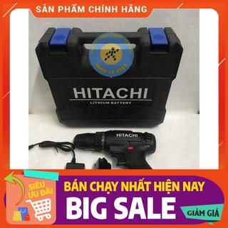 Máy khoan pin Hitachi 12v – 2 Pin [CAM KẾT CHÍNH HÃNG]