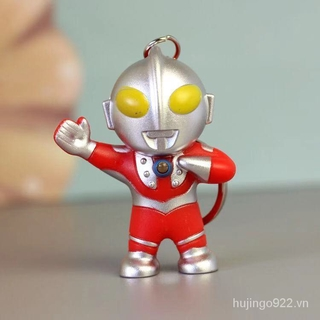 Creative Children's Toys,Ultraman Ultraman Luminous Sounding Toy,Hanging Piece Pendant Birthday Gift