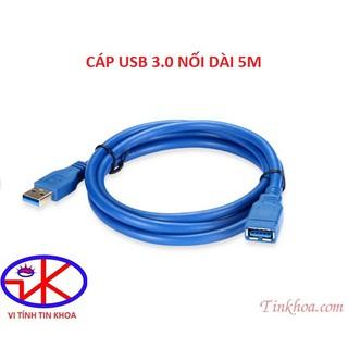 [Mã ELFLASH5 giảm 20K đơn 50K] Cáp USB 3.0 nối dài 5m,3m,1,5m M-PARD MH308