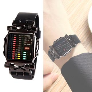Đồng hồ LED kiểu dáng thể thao thời trang Hàn Quốc cho nam