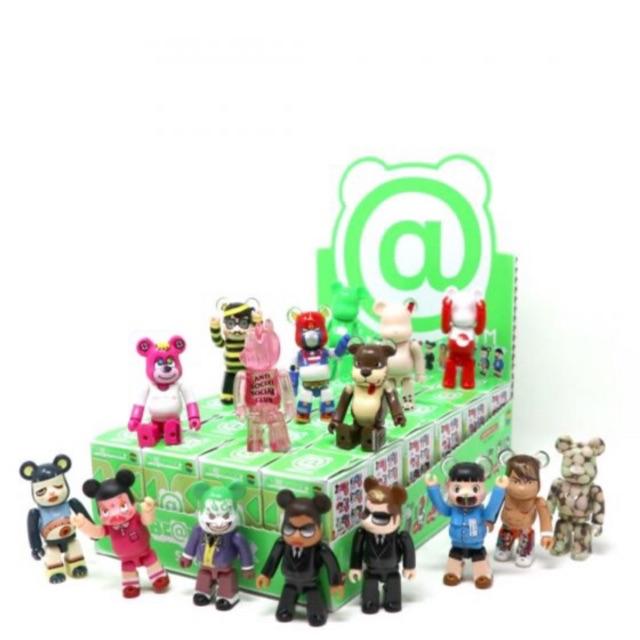 Mô hình Bearbrick series 38 - Full pack 24 hộp