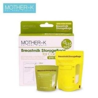 Túi trữ sữa Non mother - K hộp 30 túi
