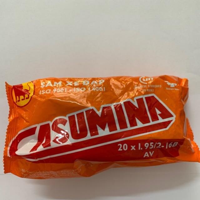 - SĂM (RUỘT) XE ĐẠP 20*1.95 ( 216 ) CASUMINA