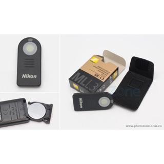 Điều khiển từ xa cho máy ảnh Nikon