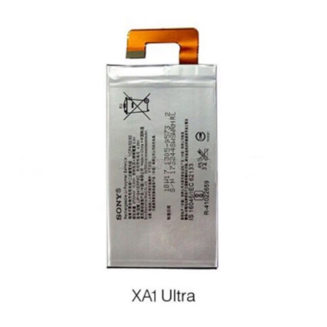 Thay pin Sony Xperia XA1 Ultra (LIP1641ERPXC), 2700mAh bảo hành 6 tháng