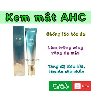 Kem mắt AHC Youth Lasting Real Eye Cream For Face mới mẫu 2021 Hàn Quốc 30ml