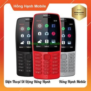 Hình ảnh Điện Thoại Nokia 210 2 Sim - Hàng Chính Hãng - Hồng Hạnh Mobile-8