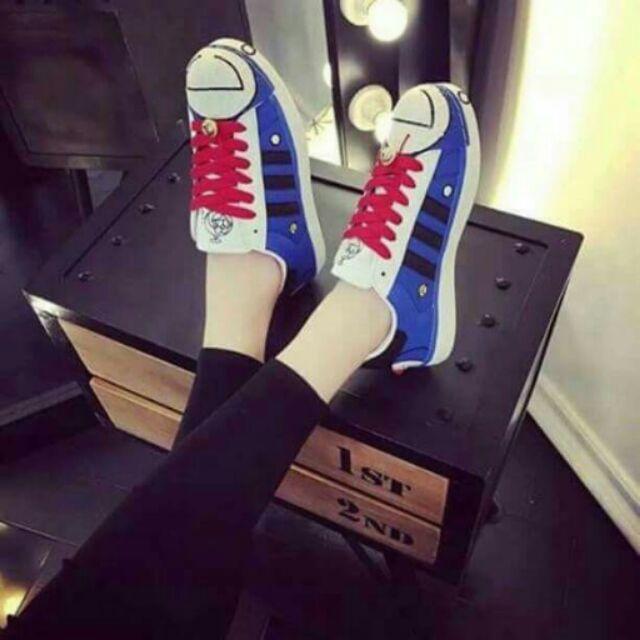 Giày Dôremon cực yêu
