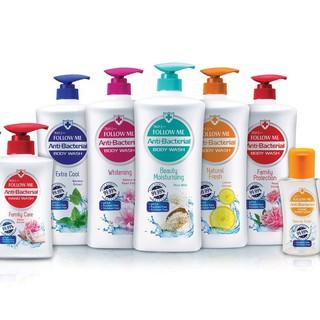 Sữa tắm diệt khuẩn, dưỡng ẩm và giúp da căng mịn Follow me