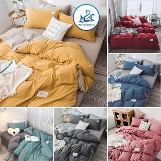 Bộ Chăn Ga Gối Cotton Tici M2T Bedding Drap Giường Đủ Kích Thước Trải Nệm 1m, 1m2, 1m4, 1m6, 1m8, 2m2 Không Kèm Ruột