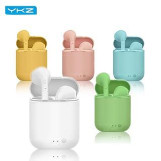 Tai nghe không dây YKZ i12 kết nối Bluetooth kiểu dáng nhỏ gọn