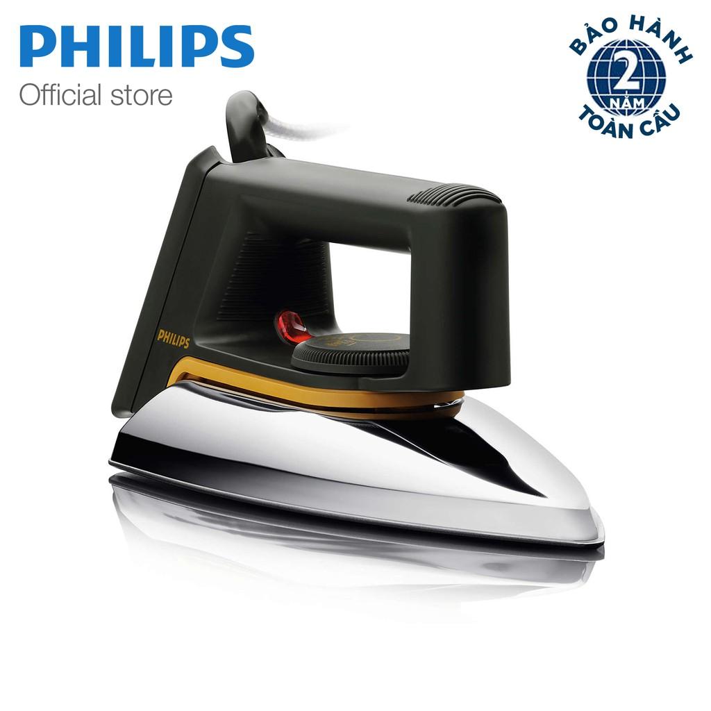 Bàn ủi Philips HD1172 (Xám bạc)