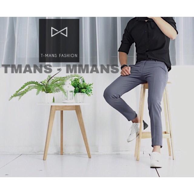 [ ]Quần âu nam đẹp chất lượng may cao cấp màu ghi, xanh than và đen dáng ôm body Hàn Quốc giá gốc tại xưởng