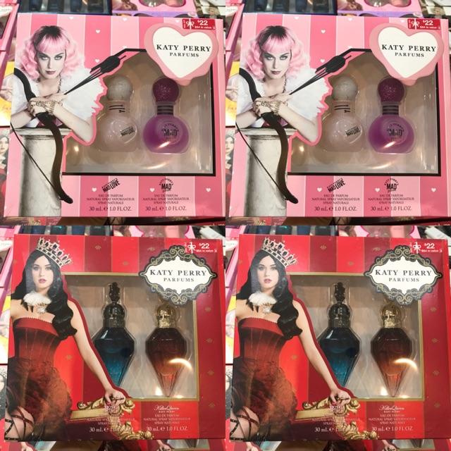 Set nước hoa Katy Perry