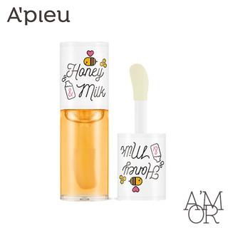 Dầu dưỡng môi chiết xuất mật ong và sữa 5g thương hiệu Apieu