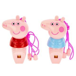 Lợn phim hoạt hình lợn Còi lợn hồng Còi trẻ em đồ chơi âm nhạc giáo dục