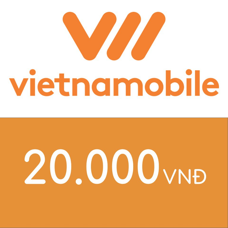 Nạp điện thoại Vietnamobil
