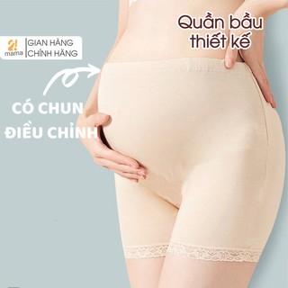 [Mã WABR44 giảm 15% đơn 300k] Quần bầu mặc trong váy 2MAMA chất cotton co giãn 4 chiều V76 thumbnail