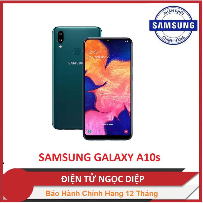 Điện thoại Samsung Galaxy A10s - Hàng Chính Hãng Mới 100%