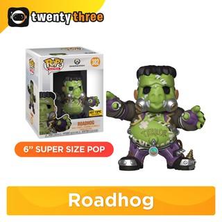 Mô hình đồ chơi Funko Pop • Roadhog 382 • Overwatch (Hot Topic Exclusive)