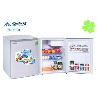 Tủ lạnh Mini FC-71CD 74 lít 1 cánh hãng Funiki sản xuất tại Việt Nam bảo hành 30 tháng