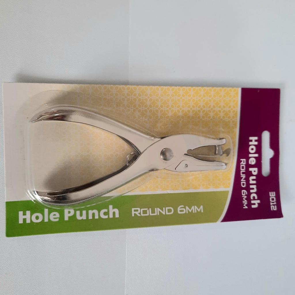 Dụng cụ cầm tay bấm lỗ/ Hole punch round 6mm
