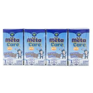 Thùng Sữa nước METACARE Eco 110ml ( 48 hộp)