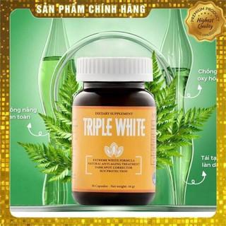 Viên Uống Triple White | Viên Uống Glutathione 1200mg