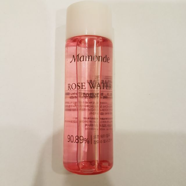 (Mini 25ml) Nước hoa hồng Mamonde Rose water toner - 3473086 , 951434851 , 322_951434851 , 50000 , Mini-25ml-Nuoc-hoa-hong-Mamonde-Rose-water-toner-322_951434851 , shopee.vn , (Mini 25ml) Nước hoa hồng Mamonde Rose water toner