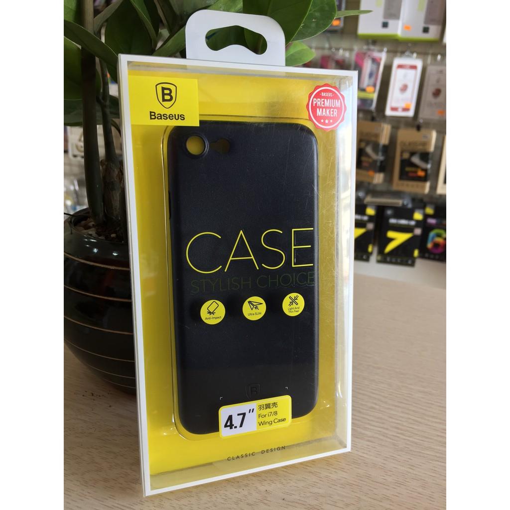Ốp dẻo cho iPhone 8 hiệu Baseus