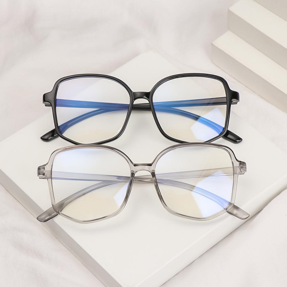 💍MELODG💍 Unisex Blue Light Blocking Glasses Vision Care Eyewear Computer Goggles Ultralight Flexible Fashion Radiation Protection Eyeglasses