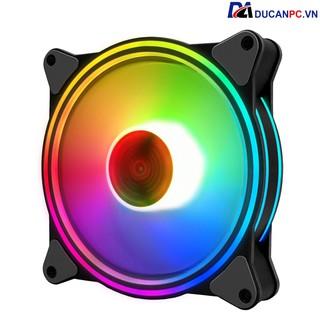 Quạt Tản Nhiệt, Fan Led RGB Coolmoon M1 - Đồng Bộ Hub Coolmoon thumbnail