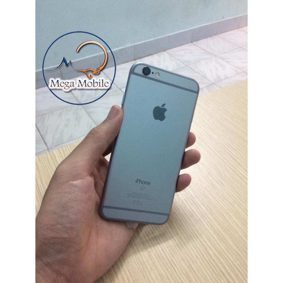 iPhone 6S 16GB Quốc Tế Nguyên Zin Xám - Bảo Hành 1 Đổi 1 - 3117081 , 693703554 , 322_693703554 , 6750000 , iPhone-6S-16GB-Quoc-Te-Nguyen-Zin-Xam-Bao-Hanh-1-Doi-1-322_693703554 , shopee.vn , iPhone 6S 16GB Quốc Tế Nguyên Zin Xám - Bảo Hành 1 Đổi 1