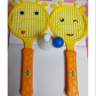 Bộ bóng bàn vợt cầu lông cho bé
