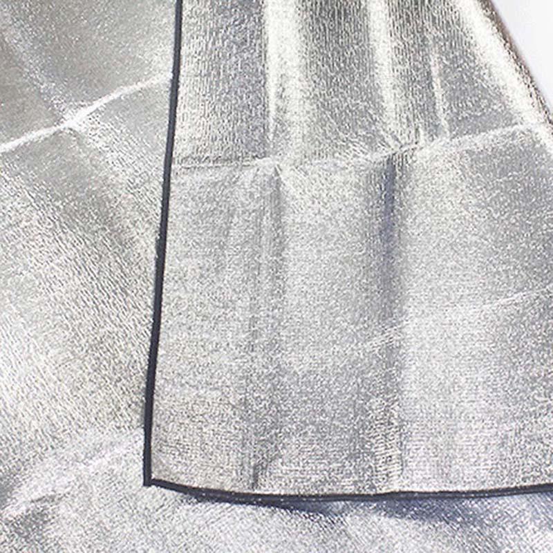 Thảm lót lá nhôm chống thấm nước có thể gập lại cho đi cắm trại