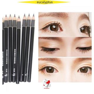 🌱EUPUS🍀 Fashion Waterproof Beauty Makeup tool Eyeliner Pencil Cosmetic Lasting Smooth women Black