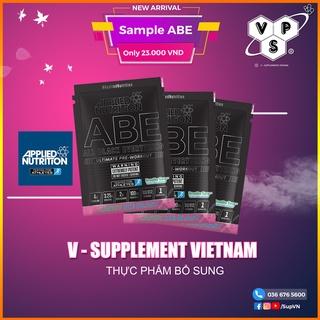 Pre Workout Abe 30 Lần Dùng - Tăng Sức Mạnh, Thể Lực Và B thumbnail