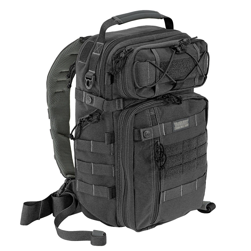 Vanquest - Balo TRIDENT-20 (Gen-2) - 20L Backpack (Màu Đen , Màu Coyote Tan,Màu Wolf Gray )