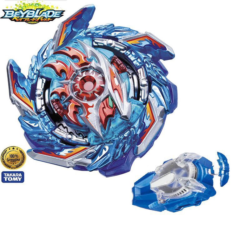 Set Of Beyblade Burst With Launcher Gt B160 Booster King Helios.Zn Combat Gyro Spinning Tops Toys