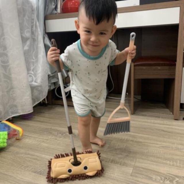 Chổi lau quét nhà 🔥 FREESHIP Đơn 250k🔥Chổi lau quét nhà mini cho bé